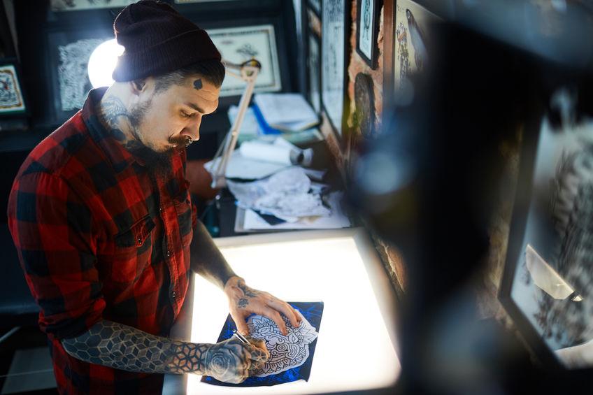 Kosten mann tattoo unterarm Unterarm