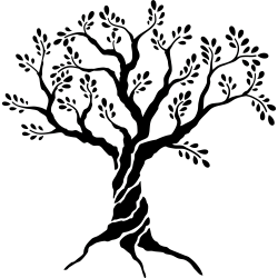 Tattovorlage Baum 15