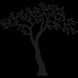 Baum Tattoo-Vorlage 19