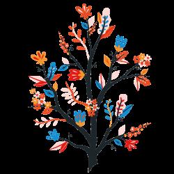 Baum Vorlage 28