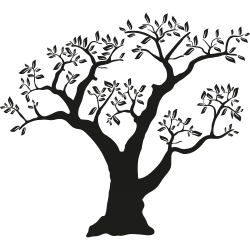 Olivenbaum-Tattoo
