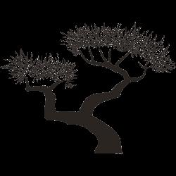 Olivenbaum als Tätowierung