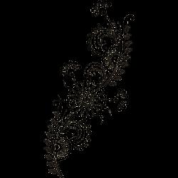 Blume Tattoo-Vorlage 19