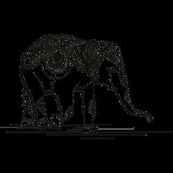 Tätowierung Elefant 24