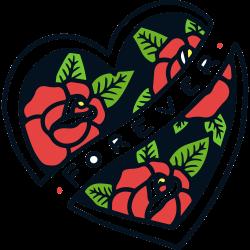Tattoo mit Herz 17