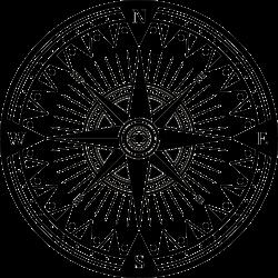 Kompass Vorlage 6