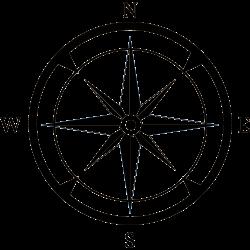 Motiv Kompass 33