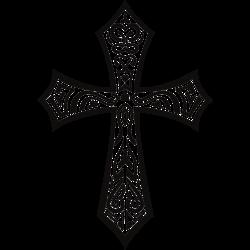 Kreuz-Tätowierung 3