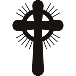 Tattovorlage Kreuz 15