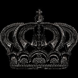 Königskrone in klassischer Form