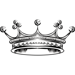 Vorlage Krone 12