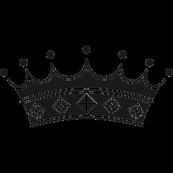 Krone Tattoo-Vorlage 25