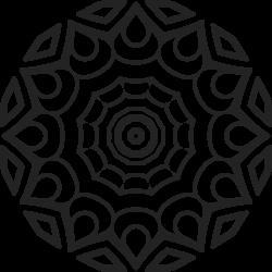 Tätowierung Mandala 7