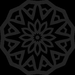 Tattoo mit Mandala 11