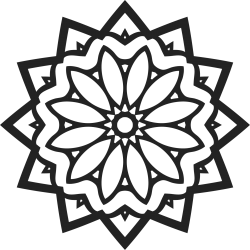 Motiv Mandala 12
