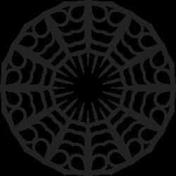 Mandala-Tätowierung 14