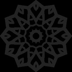 Tattovorlage Mandala 15