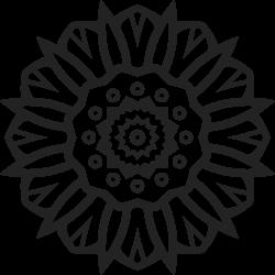 Tätowierung Mandala 18