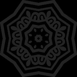 Tattoo mit Mandala 22