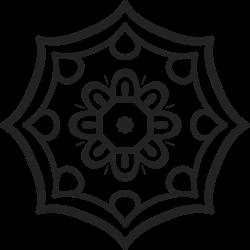 Motiv Mandala 23