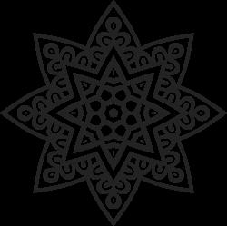 Tattovorlage Mandala 26