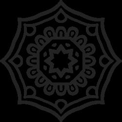 Vorlage Mandala 27