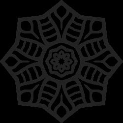 Mandala Vorlage 28