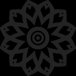 Tätowierung Mandala 29