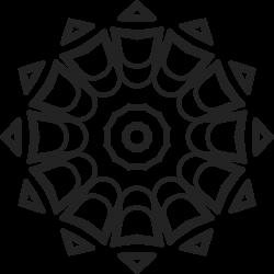 Tattoo mit Mandala 34