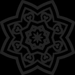 Motiv Mandala 35
