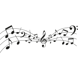 Musik Tattoo-Vorlage 31