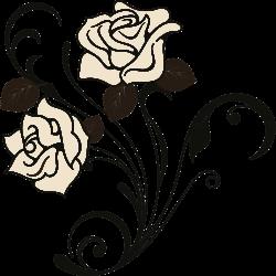 Tätowierung Rose 18