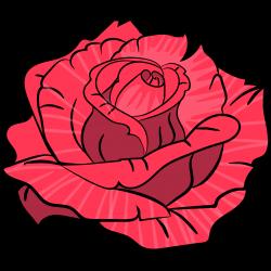 Rose als Tattoo 21