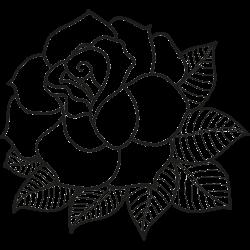 Vorlage Rose 27