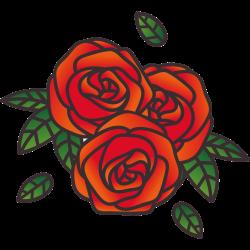 Rose-Tätowierung 37