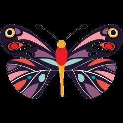 Tätowierung Schmetterling 16