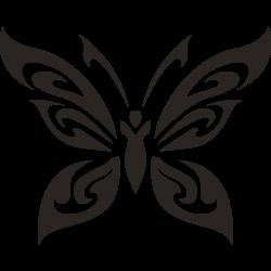 Schmetterling für kleines Tattoo