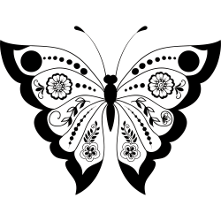 Motiv Schmetterling 35