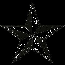 Tätowierung Stern 7