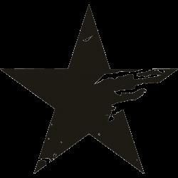 Stern Tattoo-Vorlage 8