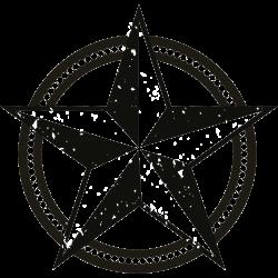 Stern als Tattoo 10