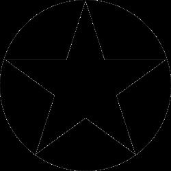 Stern-Tätowierung 21