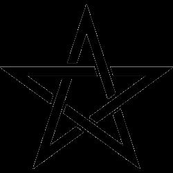 Tätowierung Stern 25