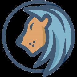 Löwen-Tattoo Sternzeichen