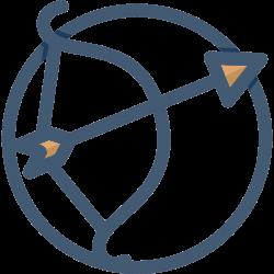 Sternzeichen Schütze Tattoo
