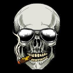Vorlage Totenkopf 5