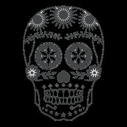 Tattoo mit Totenkopf 11