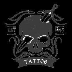 Tattoo mit Totenkopf 22
