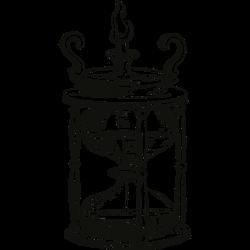 Uhr Tattoo-Vorlage 8