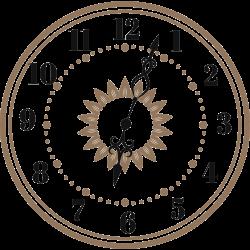 Uhr-Tätowierung 9